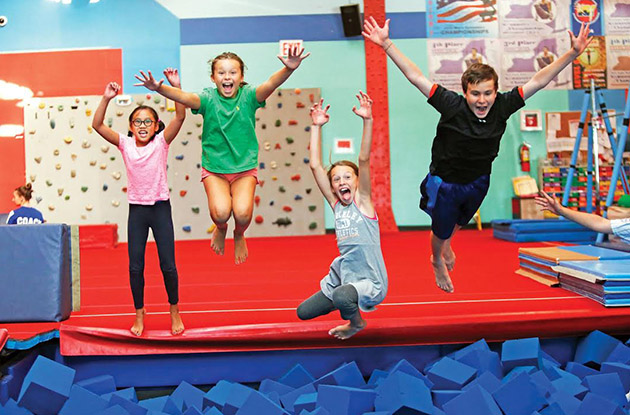 Chelsea Piers Adds New Camps