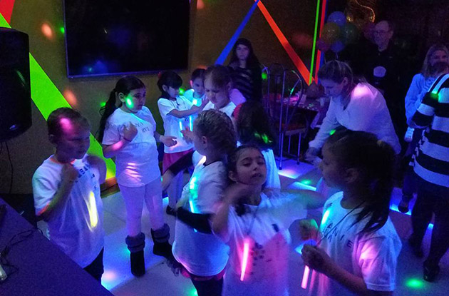 Kool Kidz Party Center Expands Offerings