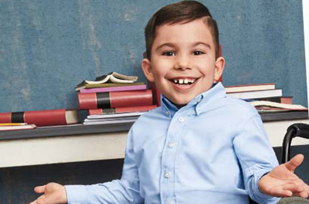 Land's End Launches Adaptive School Uniforms for Children With Special Needs