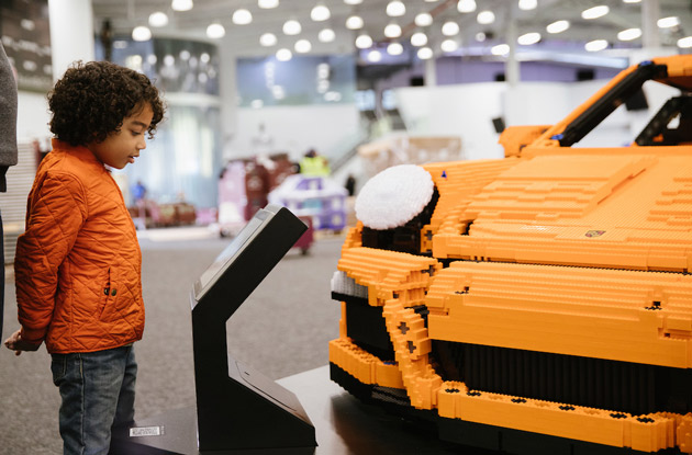 What You Can Expect at Lego Live NYC This Weekend