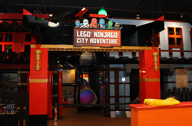 LEGOLAND Discovery Center Westchester Adds $750,000 Interactive Play Area