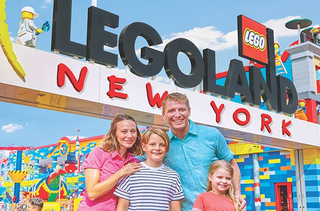 LEGOLAND New York Resort Will Open July 4, 2020