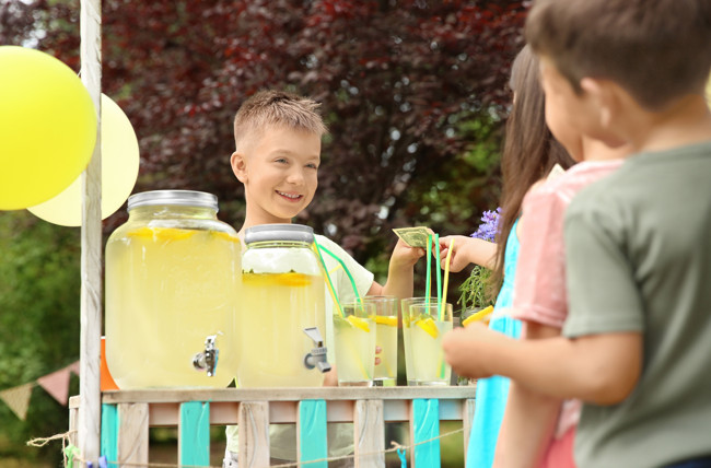 Tomorrow, 30 Brooklyn Kids Will Set Up Shop for Lemonade Day