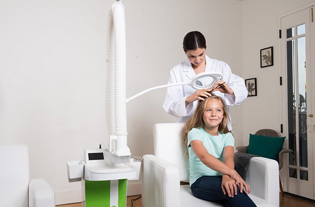 New One Hour Lice Removal Clinic Opens in Scarsdale