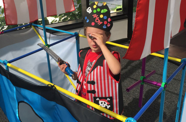 Lil Chameleon Launches Imagination Station 'Themed Playdates'