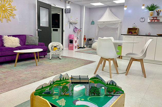 Lil Chameleon to Premier Kid's Club Drop-Off Childcare Program