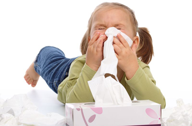 Why Kids Get Sick Once School Starts Again