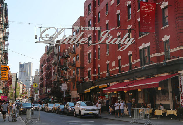 Where to experience italian culture and history in nyc for New york culture facts