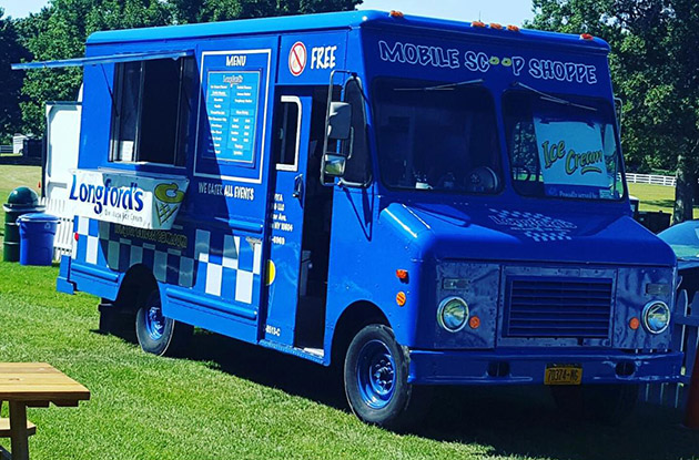 Longford's Ice Cream Unveils Mobile Scoop Truck