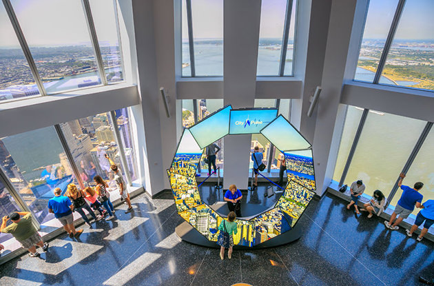 Holiday Deals: Visit One World Observatory with Family