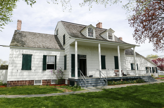 Hendrick I. Lott House in Marine Park to Open to the Public for a Limited Time
