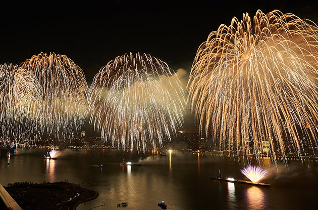 Fireworks and Other Fourth of July Events in the NYC Area