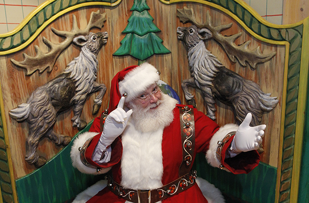 Macy's Santaland Is Coming to Town