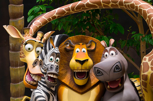 Plaza Theatrical Brings Madagascar to The Long Island Children's Museum