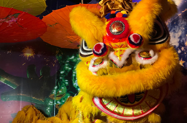 Madame Tussauds New York Premieres Lunar New Year Exhibit
