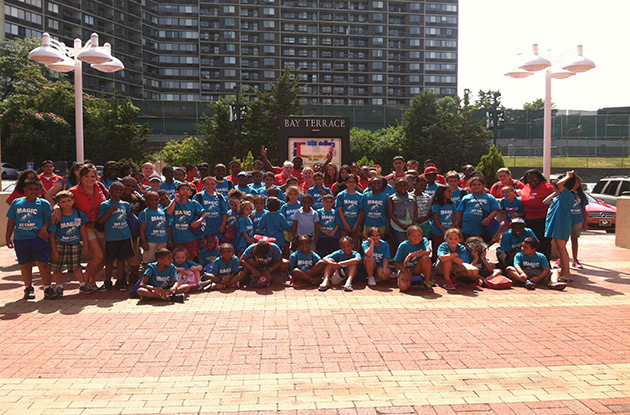 Magic Day Camp in Hollis Hills Introduces Age Group Divisions