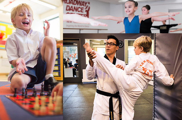 Instagram-Worthy Moments from Kids' Activities & Programs in Manhattan