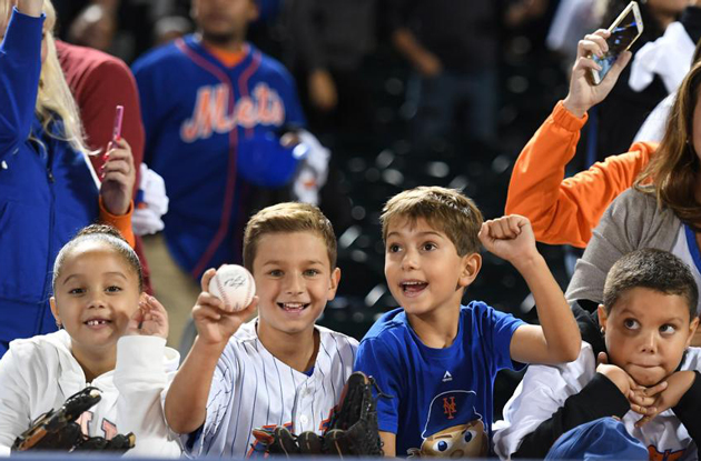 Visiting Citi Field With Kids