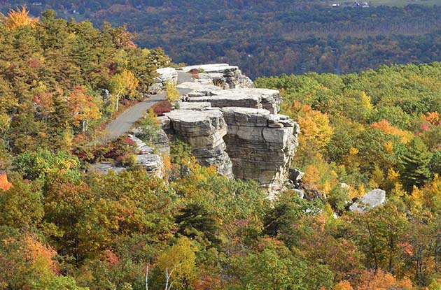 Minnewaska State Park Preserve: Family Outing