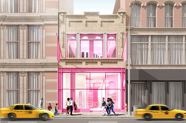 The Museum of Ice Cream Flagship Is Coming to NYC This Fall