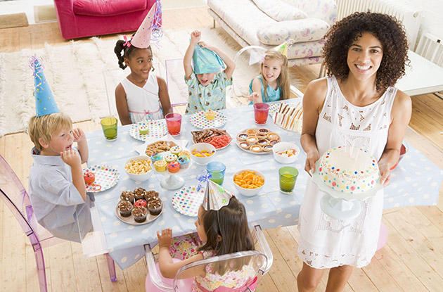How to Plan Your Child's Birthday Party: 30 Time-Saving Tips for the Busy Parent