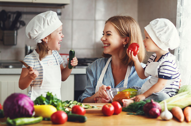 How to Boost Your Children's Fiber Intake