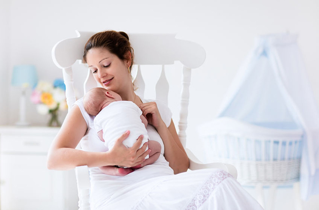 4 Foods Breast-Feeding Moms Should Include in Their Diets