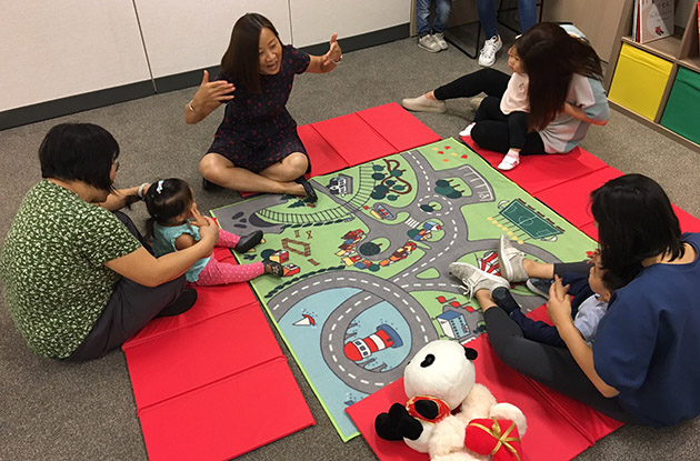 China Institute Launches New Programs for Children