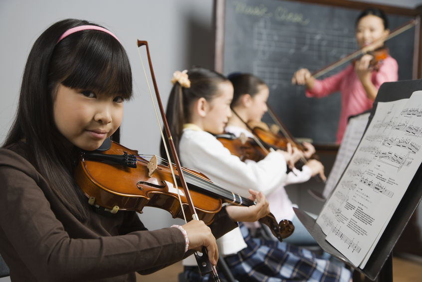 Kids' Music Camp in Westchester County