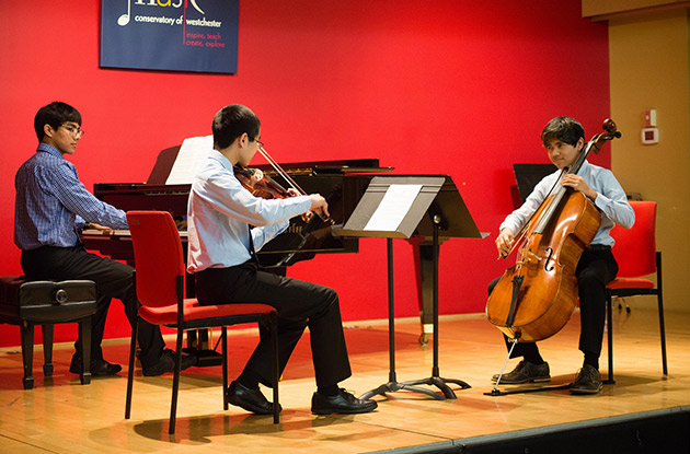 Music Conservatory of Westchester Students Raise Funds for Scholarships at Performathon