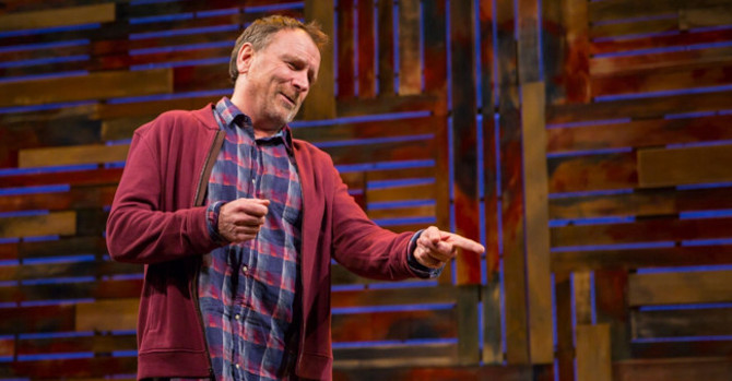 Reviewer's Beat | Colin Quinn: Red State Blue State