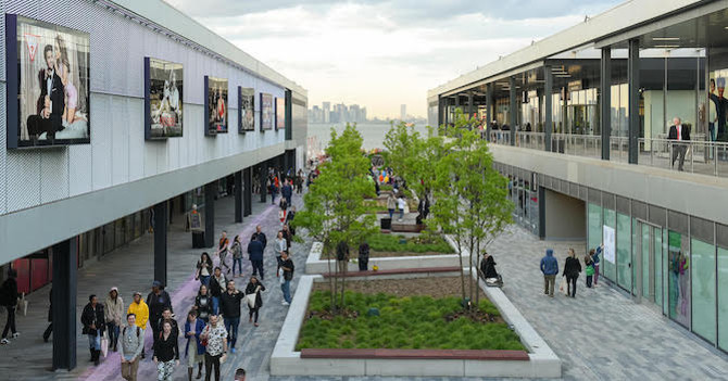Empire Outlets, NYC's Only Outlet Mall, Opens on Staten Island