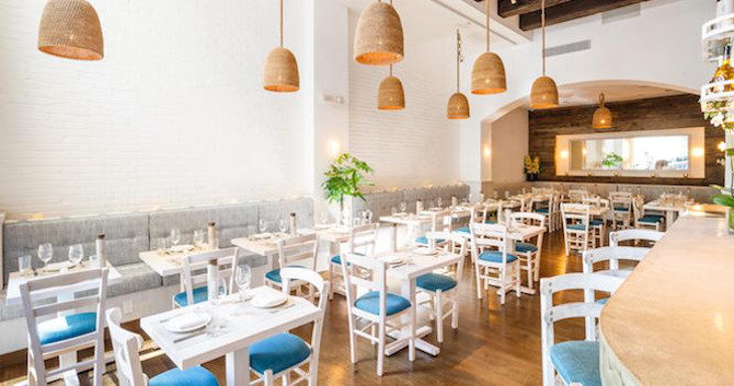 5 Greek Restaurants to Try in NYC