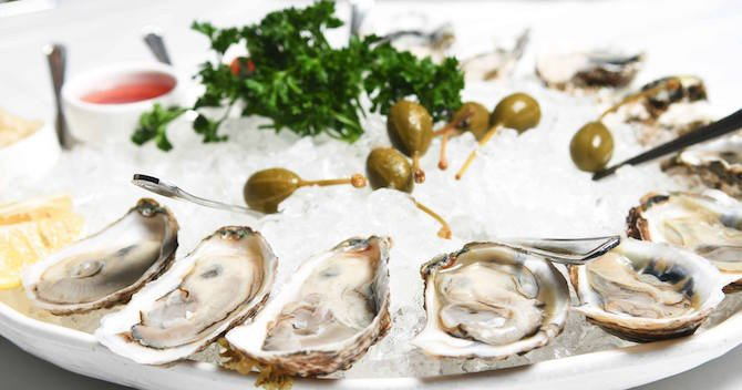 Where to Celebrate National Oyster Day in NYC