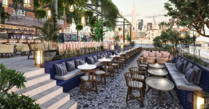 5 Must-See Rooftop Bars in New York City