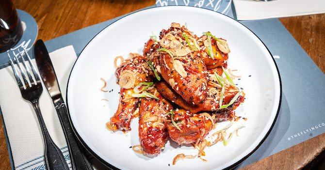 Winging It: 5 Takes on Chicken Wings in NYC