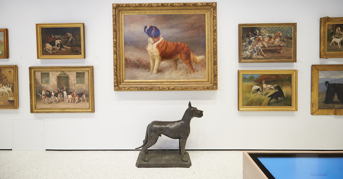 Brand New Museum of the Dog Opens in NYC
