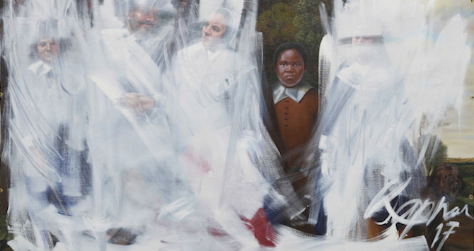 Two Exhibitions, One Conversation: Titus Kaphar and European Works on Paper at Brooklyn Museum
