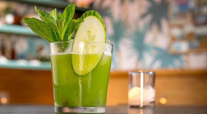 5 Cucumber Cocktails to Try Right Now in NYC