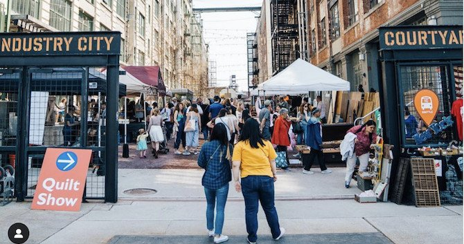Eat, Shop, and Play at Industry City, Brooklyn's Innovation Ecosytem