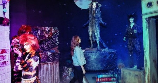 Be a Star! Madame Tussauds New York Presents Broadway Now Open in Times Square