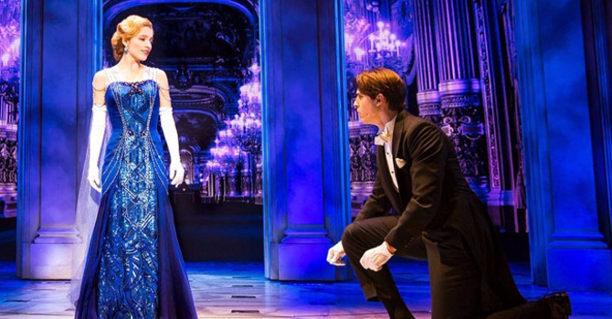 Derek Klena and Anastasia—Broadway's Mysterious 'Journey to the Past'