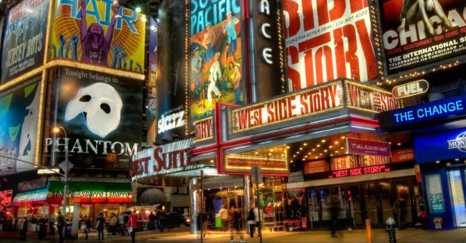A Guide to Broadway's Theatre Ghosts