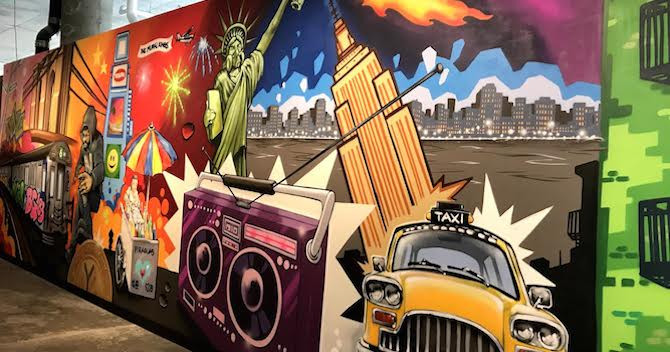 Tag This: 'Beyond the Streets' Celebrates Graffiti and Street Art