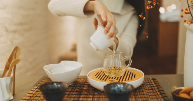 Where to Experience a Traditional Tea Ceremony in NYC