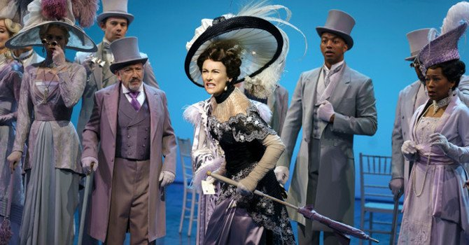 Reviewer's Beat: My Fair Lady's New Cast Members