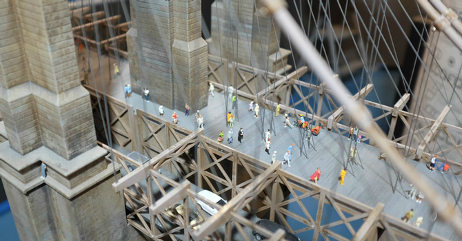 Gulliver's Gate: New York's Magical Miniature World