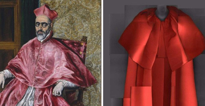 Heavenly Bodies: Fashion and the Catholic Imagination Coming This Spring to the Met