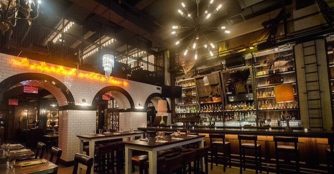 Three-Story 'Rag Trader Bar' Opens in Garment District