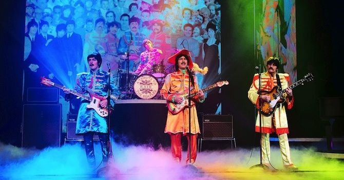 Why You Shouldn't Miss 'Rain—A Tribute to The Beatles'